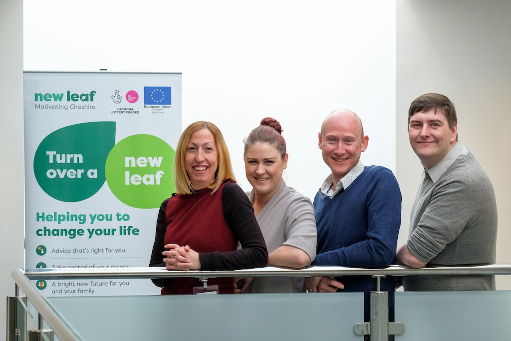 New partners join New Leaf